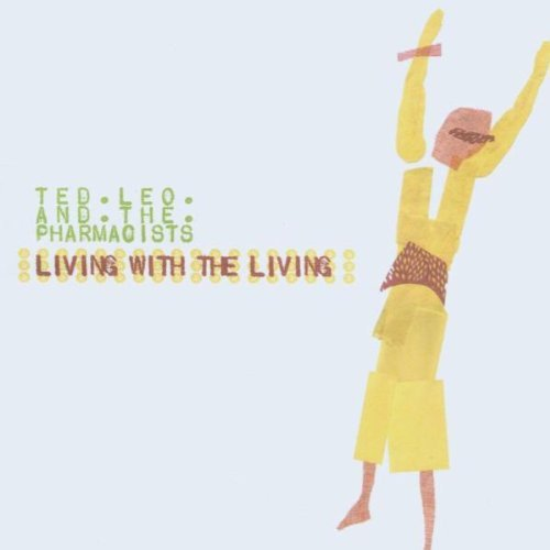 Ted Leo & The Pharmacists Living With The Living 2 Lp Set