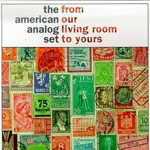 American Analog Set From Our Living Room To Yours