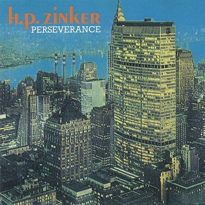 H.P. Zinker Perseverance