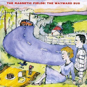 Magnetic Fields Wayward Bus Distant Plastic Tr 2 On 1