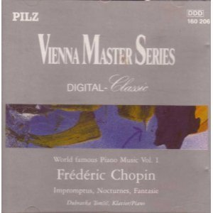 Chopin F. Vienna Master Series Famous Piano Music 1