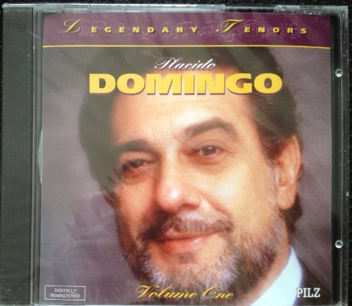 Placido Domingo Legendary Tenors Vol. 2