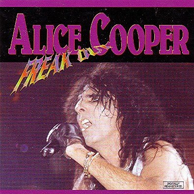 Cooper Alice Freak Out