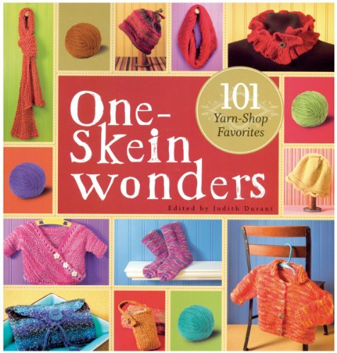 Storey Publishing One Skein Wonders