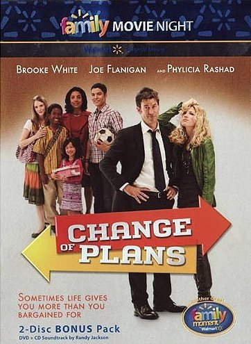 Change Of Plans Change Of Plans 2 Disc Bonus Pack DVD + Soundtrack