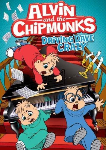 Driving Dave Crazy Alvin & The Chipmunks Nr