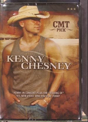 Kenny Chesney Cmt Pick