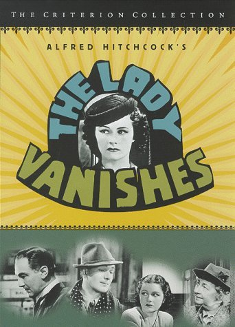 Lady Vanishes (1938) Lockwood Redgrave Lukas Whitty Bw Keeper Nr Criterion Collection