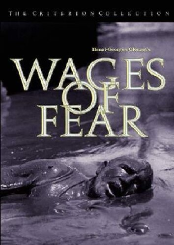 Wages Of Fear Mantand Vanel Bw Fra Lng Eng Sub Keeper Nr Criterion Collection