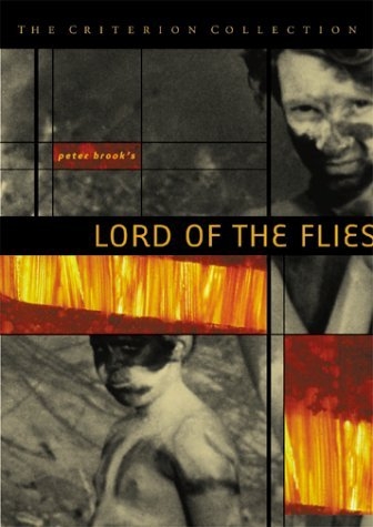 Lord Of The Flies (1963) Aubrey Chapin Edwards Elwin Ga Bw Nr Crit. Coll