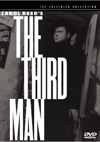 Third Man Welles Cotton Bw Cc Keeper Nr Criterion Collection