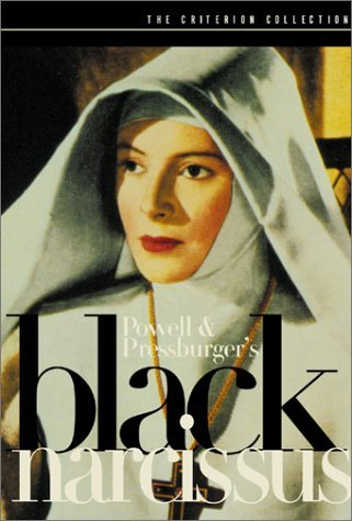 Black Narcissus Kerr Farrar Sabu Simmons Byron Clr Cc Nr Criterion Collection