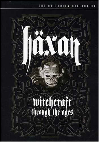 Haxan & Witchcraft Through Haxan & Witchcraft Through Nr Criterion