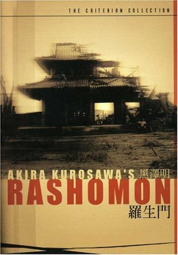 Rashomon Mifune Kyo Mori Bw Nr Criterion Collection