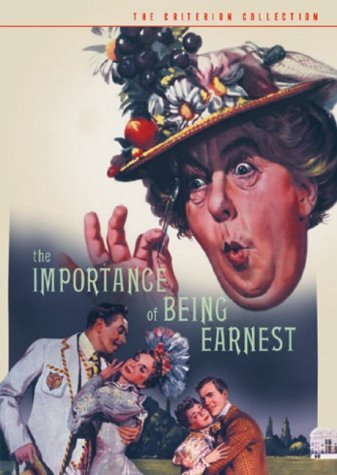 Importance Of Being Earnest Importance Of Being Earnest Nr Criterion