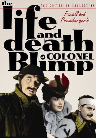 Life & Death Of Colonel Blimp Livesey Kerr Walbrook Nr Criterion Collection