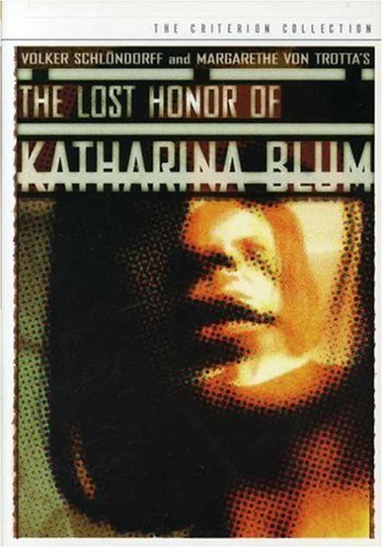 Lost Honor Of Katharina Blum Lost Honor Of Katharina Blum Nr Criterion