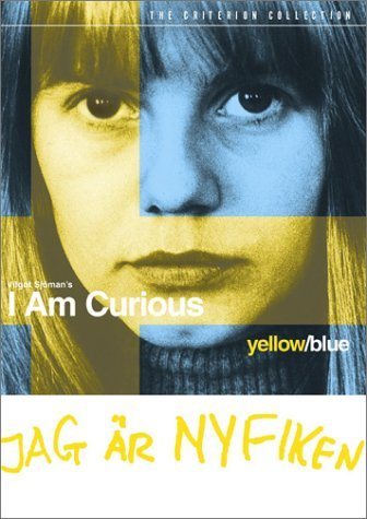 I Am Curious I Am Curious Nr 2 DVD Criterion