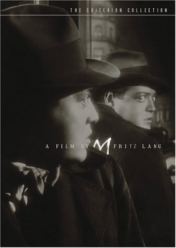 M (1931) Lorre Peter Bw Nr 2 DVD Special Criterion Collection