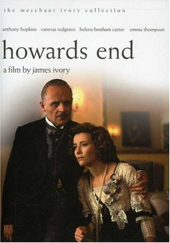 Howard's End Hopkins Redgrave Carter Thomps Clr Nr 2 DVD
