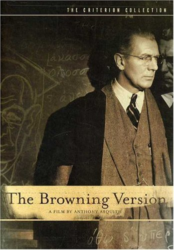 Browning Version (1951) Browning Version (1951) Nr Criterion