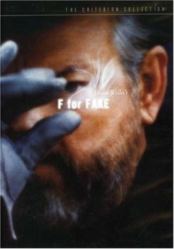 F For Fake F For Fake Nr 2 DVD Criterion