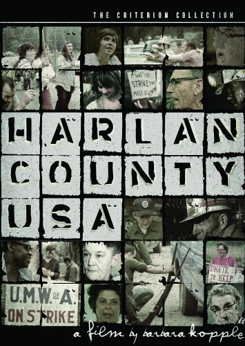 Harlan County Usa Harlan County Usa Pg 2 DVD Criterion