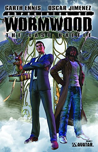 Garth Ennis Chronicles Of Wormwood Last Battle