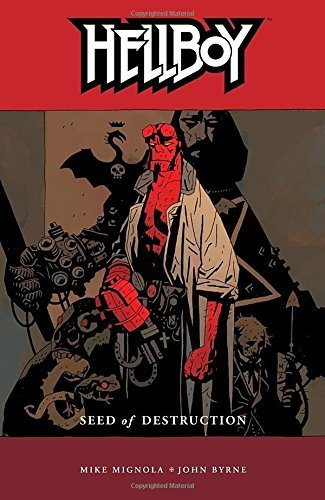 Dark Horse Comics Hellboy Volume 1 Seed Of Destruction 0003 Edition;revised