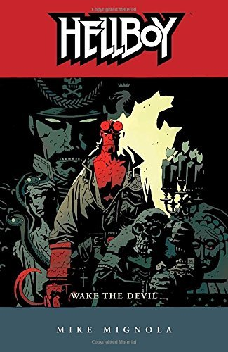 Mike Mignola Hellboy Volume 2 Wake The Devil (2nd Edition)