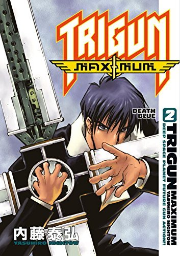Yasuhiro Nightow Trigun Maximum Volume 2 Death Blue