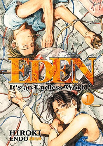 Hiroki Endo Eden It's An Endless World! Volume 1
