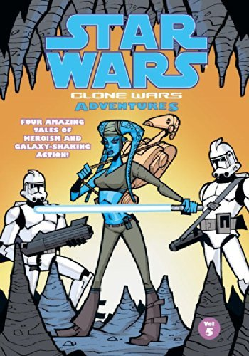 Matt Jacobs Clone Wars Adventures