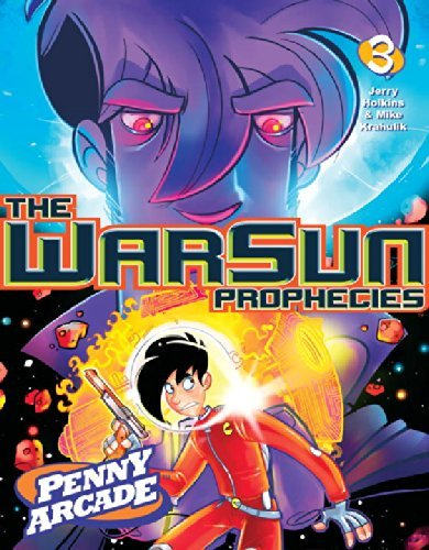 Jerry Holkins Warsun Prophecies The
