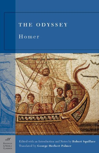 Homer The Odyssey (barnes & Noble Classics Series)