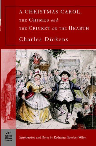 Charles Dickens A Christmas Carol The Chimes And The Cricket On T