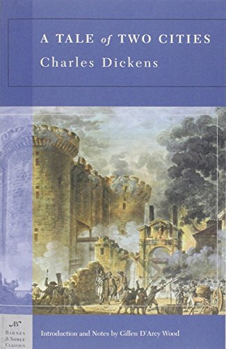 Charles Dickens A Tale Of Two Cities