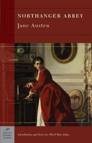 Jane Austen Northanger Abbey