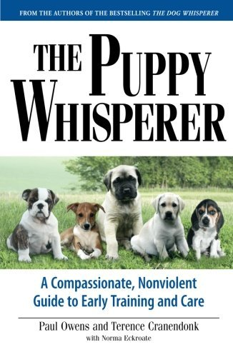 Paul Owens The Puppy Whisperer A Compassionate Nonviolent Guide To Early Traini