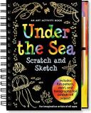 Heather Zschock Under The Sea Scratch And Sketch An Art Activity Book For Imaginative Artists Of A
