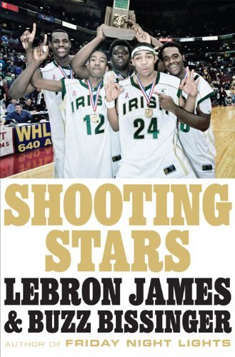 Lebron James Shooting Stars