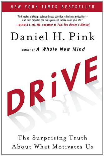 Daniel H. Pink Drive The Surprising Truth About What Motivates Us