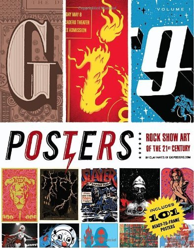 Hayes Clay Gig Posters