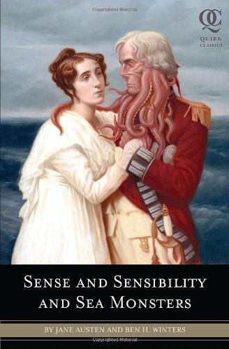 Jane Austen Sense And Sensibility And Sea Monsters
