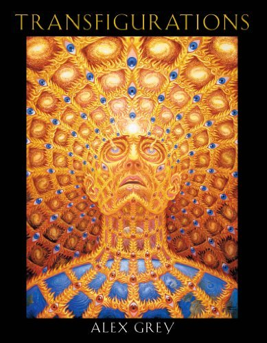 Alex Grey Transfigurations 0002 Edition;