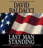 David Baldacci Last Man Standing Abridged