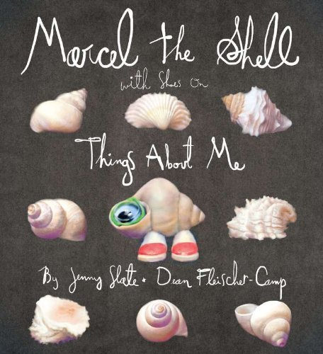 Jenny Slate Marcel The Shell With Shoes On Things About Me