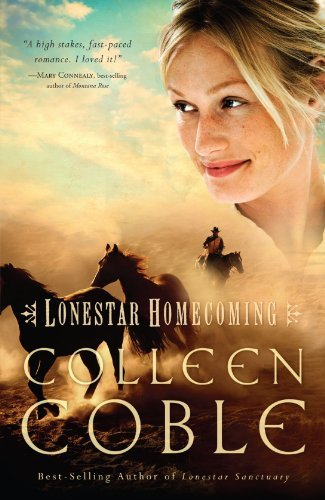 Colleen Coble Lonestar Homecoming