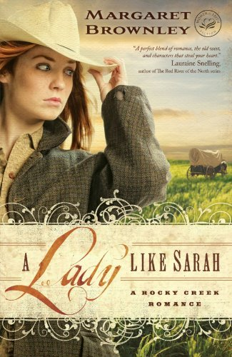Margaret Brownley A Lady Like Sarah