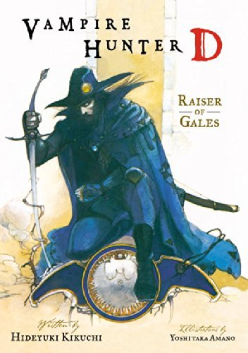 Hideyuki Kikuchi Vampire Hunter D Volume 2 Raiser Of Gales Raiser Of Gales